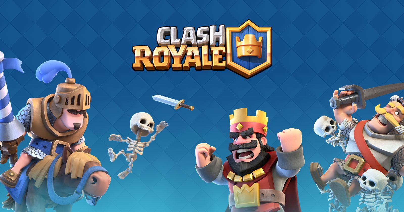 Clash Royale Dacks