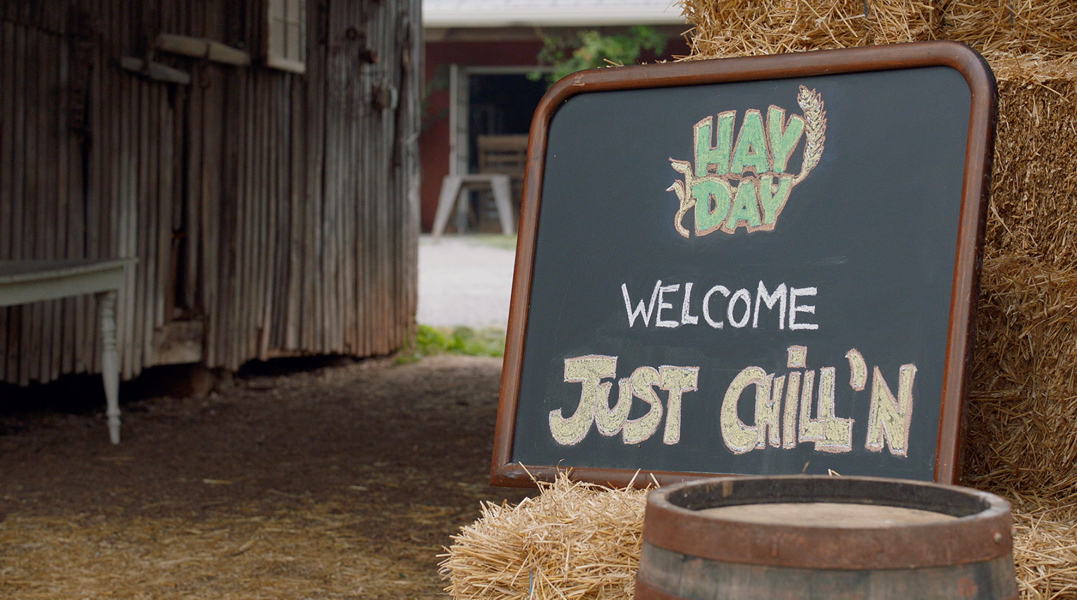 play hay day on mac