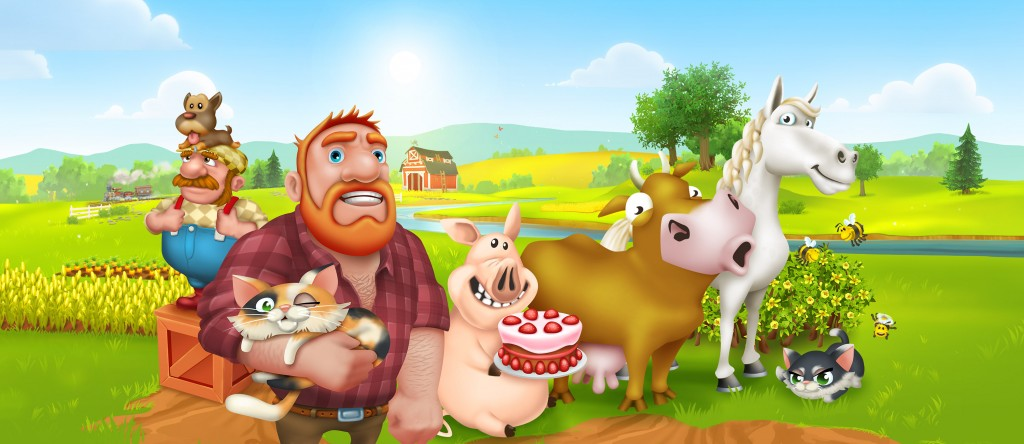 Hay Day telecharger gratuit sans verification humaine
