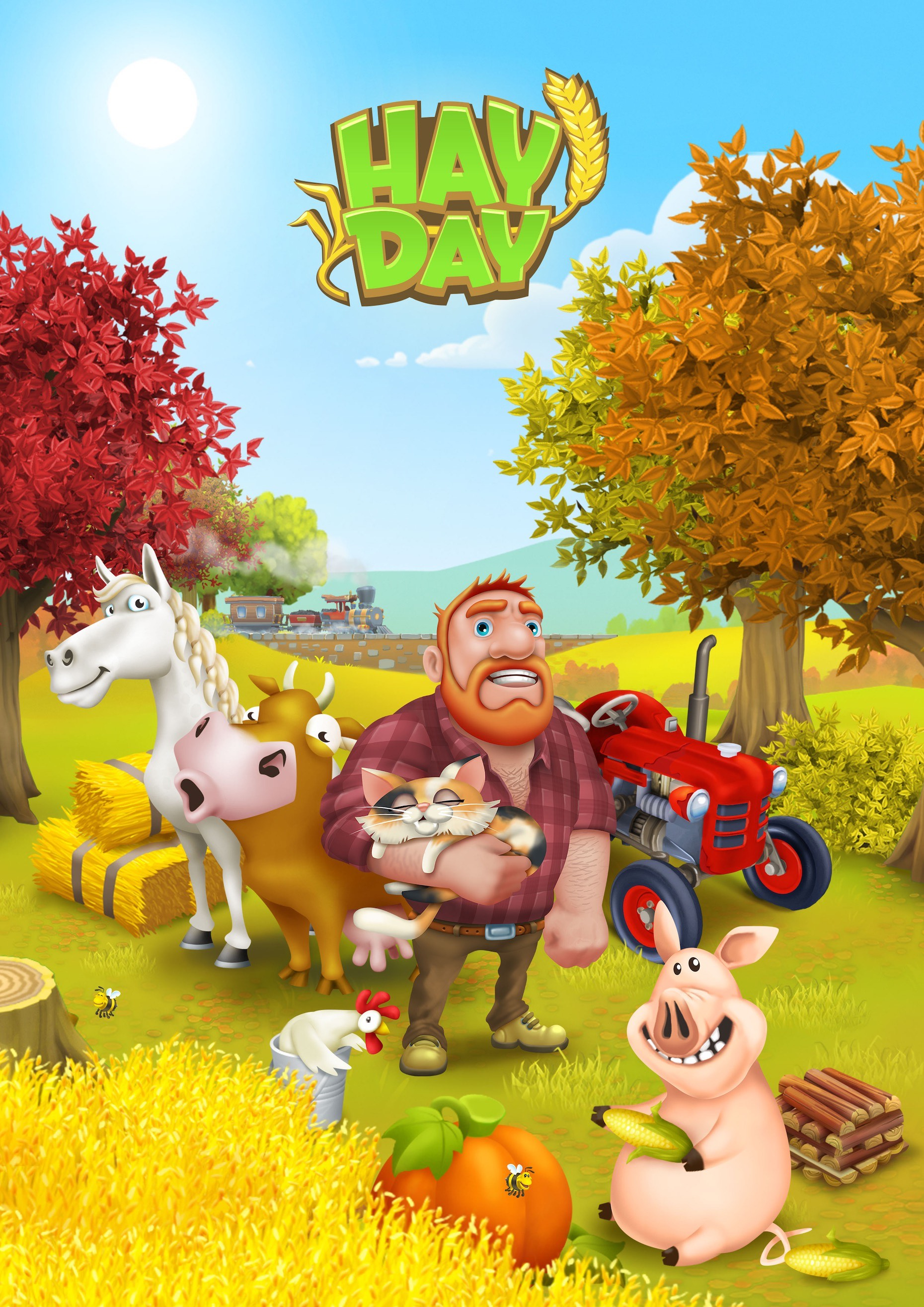 Hay Day Autumn banner