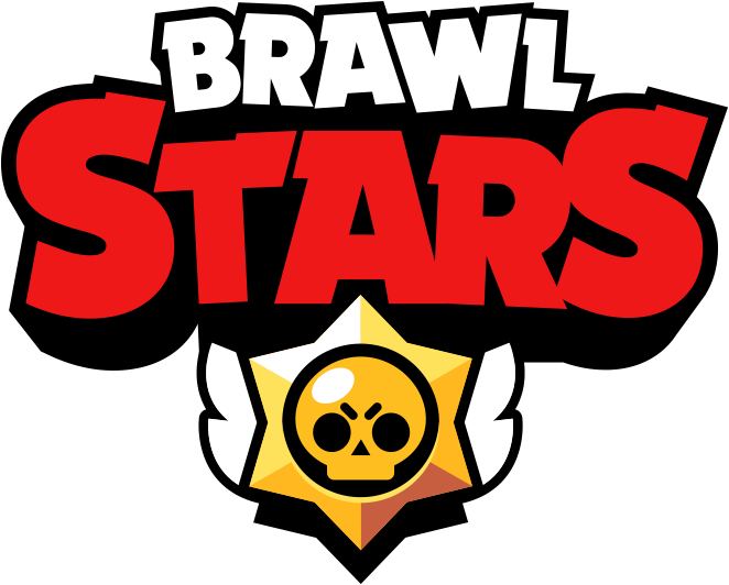 Brawl Stars logo transparent background