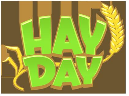 Hay Day logo transparent background