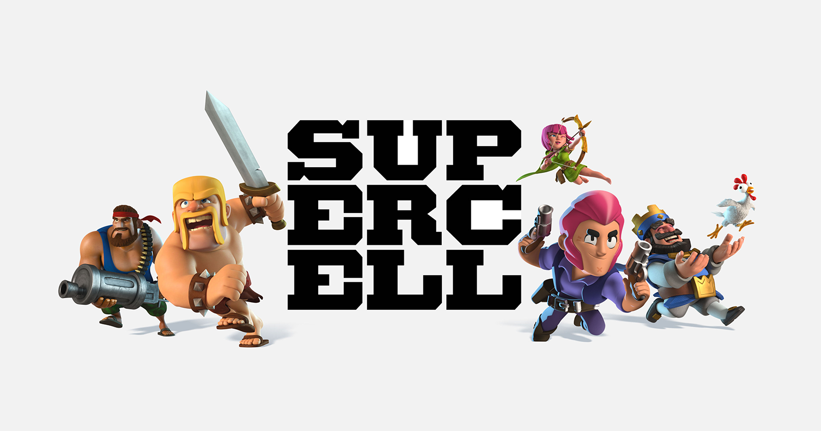 Supercell ID Is Expanding to New Games × Supercell
