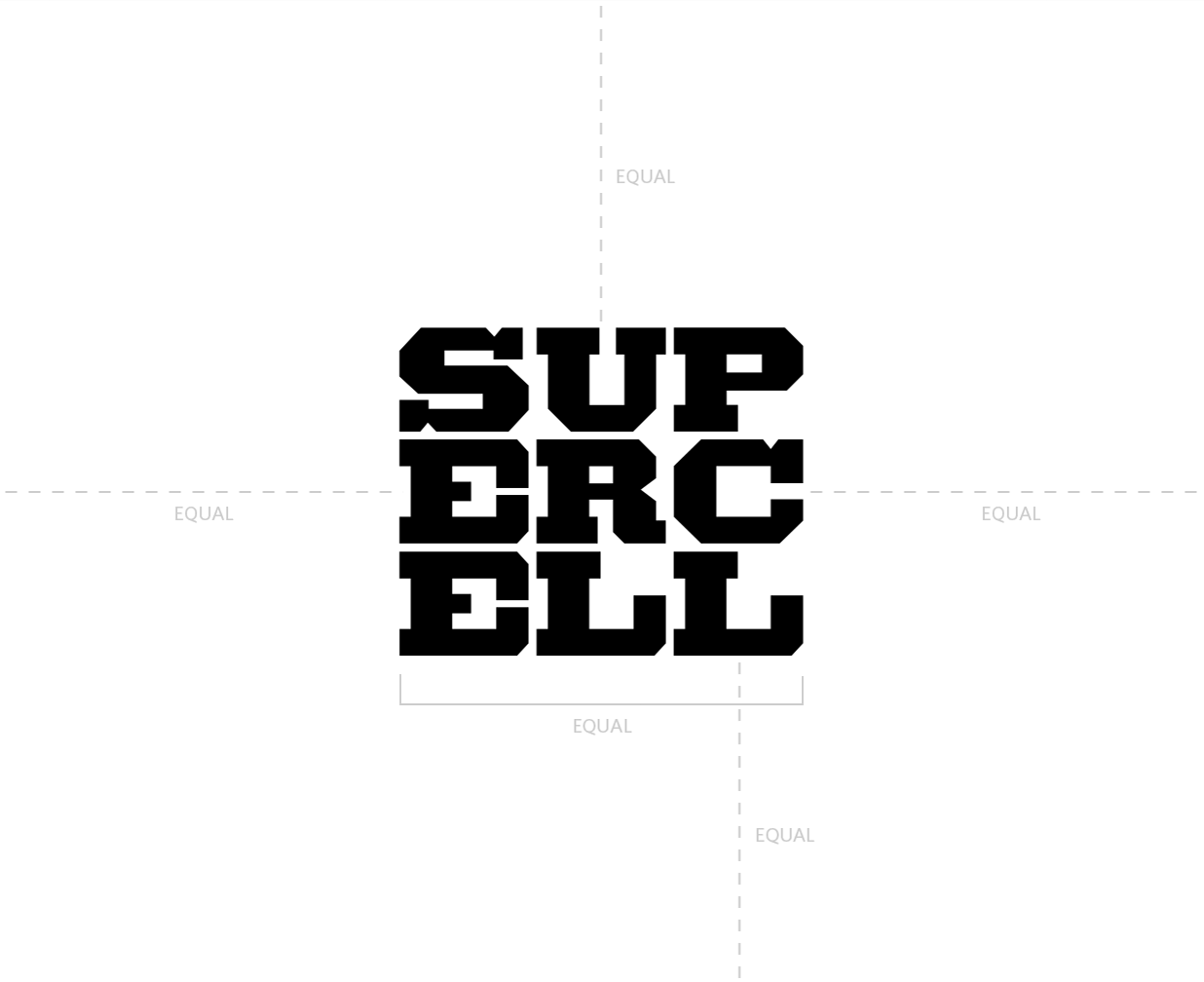 Supercell logo usage guide