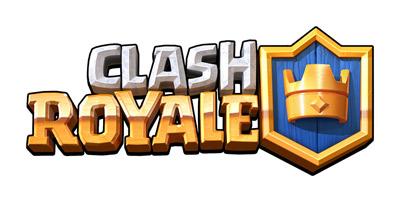 Clash Royale logo white background