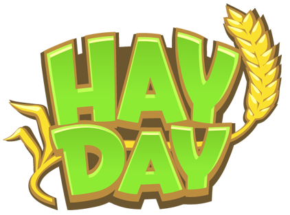 Hay Day logo white background