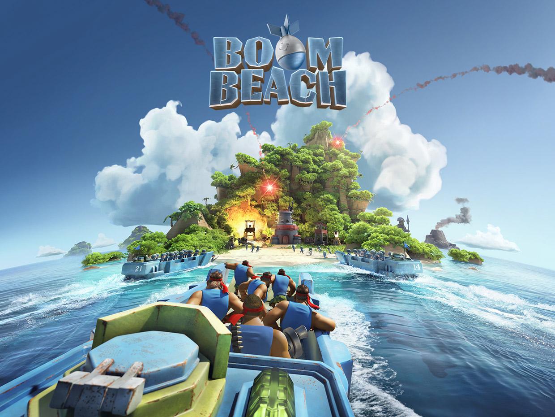 Boom Beach banner