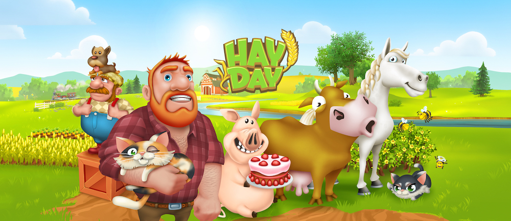 Hay Day banner